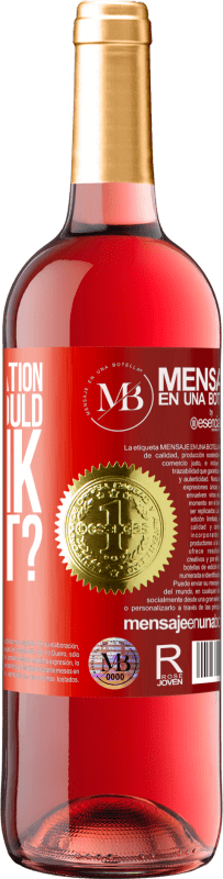 «who is moderation and why should I drink with it?» ROSÉ Edition