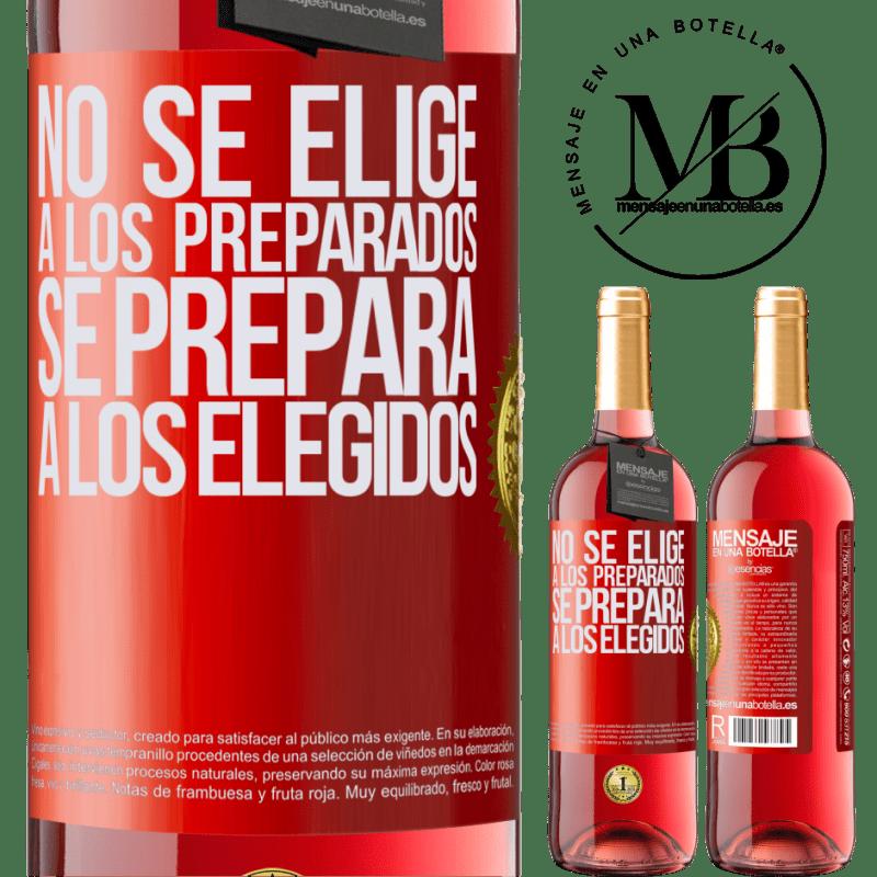 24,95 € Envoi gratuit   Vin rosé Édition ROSÉ Les préparations ne sont pas choisies, les choisies sont préparées Étiquette Rouge. Étiquette personnalisable Vin jeune Récolte 2020 Tempranillo