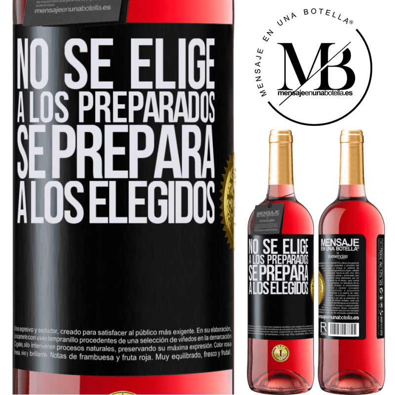 24,95 € Envoi gratuit   Vin rosé Édition ROSÉ Les préparations ne sont pas choisies, les choisies sont préparées Étiquette Noire. Étiquette personnalisable Vin jeune Récolte 2020 Tempranillo