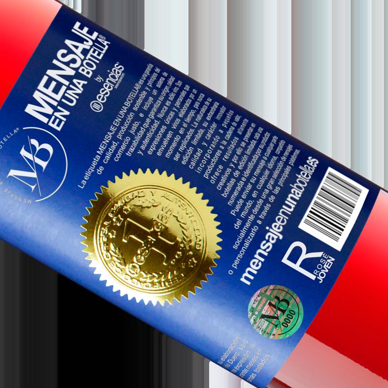 Limitierte Auflage. «Der Sardine fehlt es nie an Kaviar» ROSÉ Ausgabe