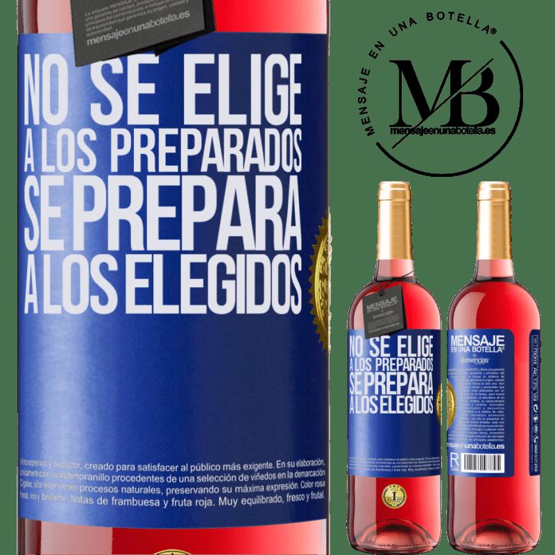 24,95 € Envoi gratuit   Vin rosé Édition ROSÉ Les préparations ne sont pas choisies, les choisies sont préparées Étiquette Bleue. Étiquette personnalisable Vin jeune Récolte 2020 Tempranillo