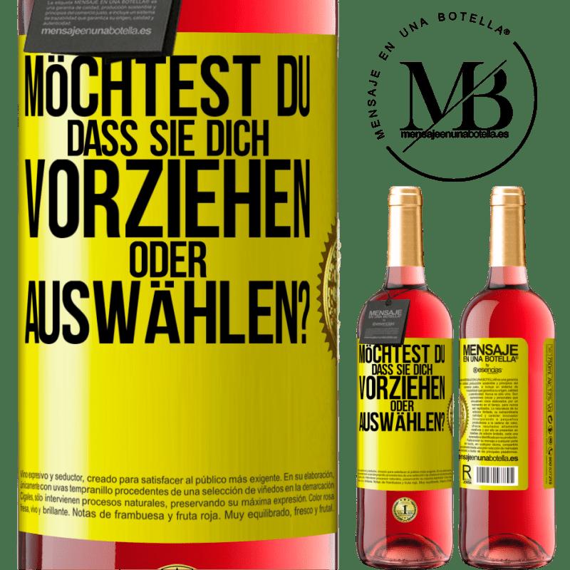 24,95 € Kostenloser Versand   Roséwein ROSÉ Ausgabe welches bevorzugen Sie oder wer wählt Sie aus? Gelbes Etikett. Anpassbares Etikett Junger Wein Ernte 2020 Tempranillo
