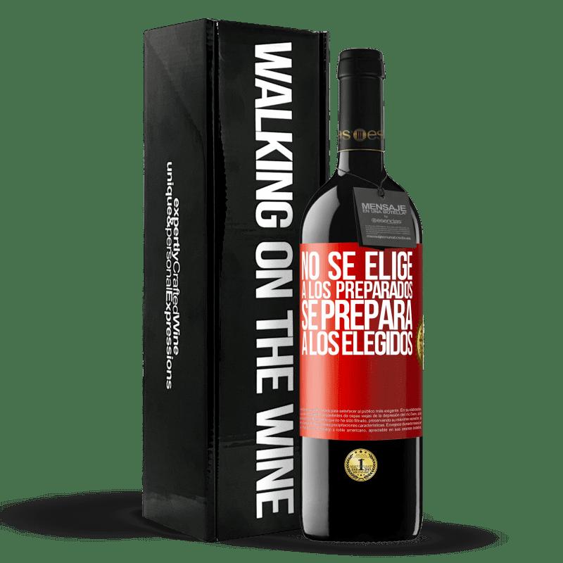 24,95 € Envoi gratuit   Vin rouge Édition RED Crianza 6 Mois Les préparations ne sont pas choisies, les choisies sont préparées Étiquette Rouge. Étiquette personnalisable Vieillissement en fûts de chêne 6 Mois Récolte 2018 Tempranillo