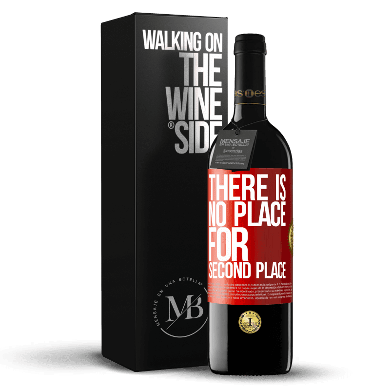 24,95 € Free Shipping | Red Wine RED Edition Crianza 6 Months There is no place for second place Red Label. Customizable label Aging in oak barrels 6 Months Harvest 2018 Tempranillo