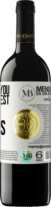 «Matching you was the best of the crashes» RED Edition Crianza 6 Months