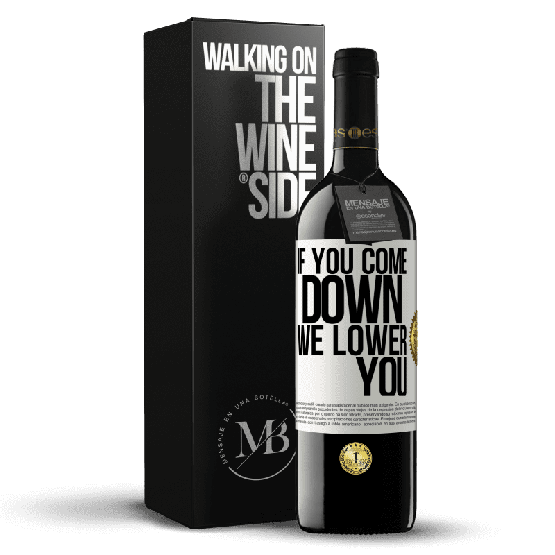 24,95 € Free Shipping | Red Wine RED Edition Crianza 6 Months If you come down, we lower you White Label. Customizable label Aging in oak barrels 6 Months Harvest 2018 Tempranillo