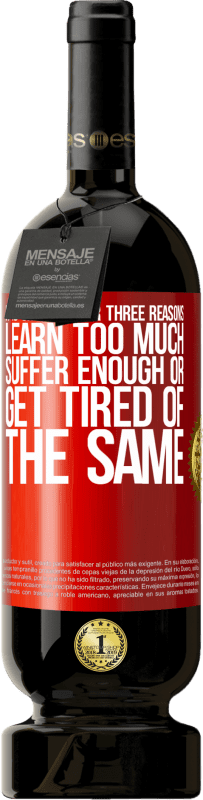29,95 € Free Shipping   Red Wine Premium Edition MBS® Reserva It is changed for three reasons. Learn too much, suffer enough or get tired of the same Yellow Label. Customizable label Reserva 12 Months Harvest 2013 Tempranillo