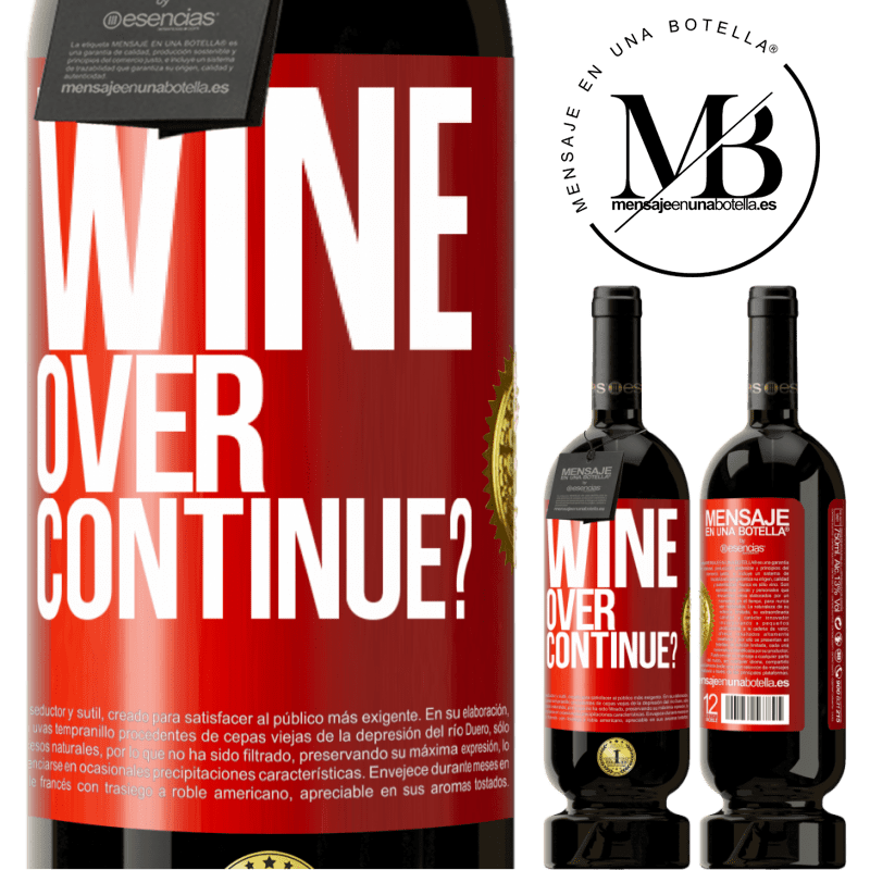 29,95 € Free Shipping | Red Wine Premium Edition MBS® Reserva Wine over. Continue? Red Label. Customizable label Reserva 12 Months Harvest 2013 Tempranillo