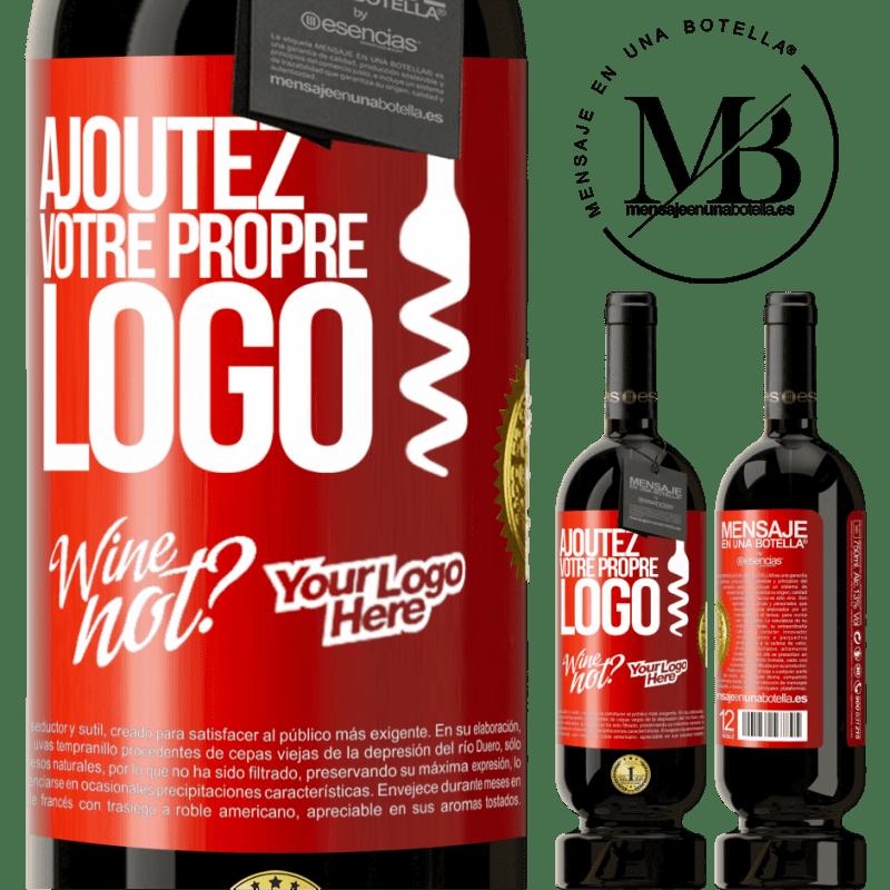29,95 € Envoi gratuit | Vin rouge Édition Premium MBS® Reserva Ajoutez votre propre logo Étiquette Rouge. Étiquette personnalisable Reserva 12 Mois Récolte 2013 Tempranillo