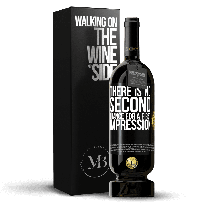 29,95 € Free Shipping   Red Wine Premium Edition MBS® Reserva There is no second chance for a first impression Black Label. Customizable label Reserva 12 Months Harvest 2013 Tempranillo