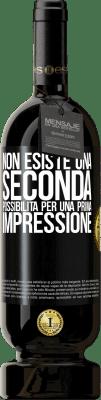 29,95 € Spedizione Gratuita   Vino rosso Edizione Premium MBS® Reserva Non esiste una seconda possibilità per una prima impressione Etichetta Nera. Etichetta personalizzabile Reserva 12 Mesi Raccogliere 2013 Tempranillo