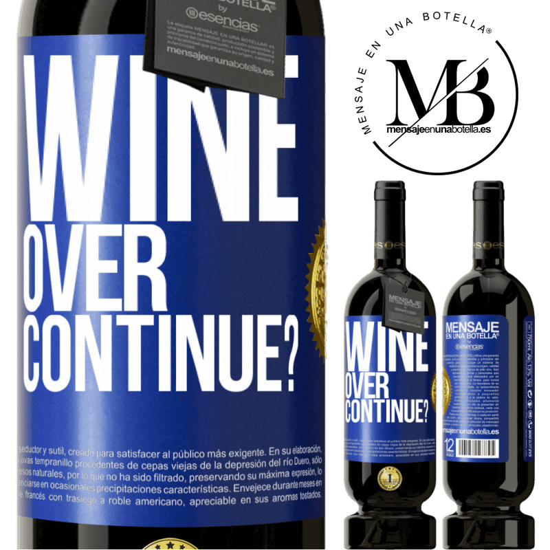 29,95 € Free Shipping | Red Wine Premium Edition MBS® Reserva Wine over. Continue? Blue Label. Customizable label Reserva 12 Months Harvest 2013 Tempranillo