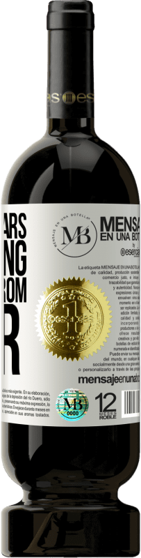 «He who fears suffering, suffers from fear» Premium Edition MBS® Reserva