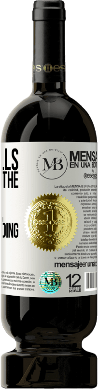 «What kills you is not the fall, it is the landing» Premium Edition MBS® Reserva