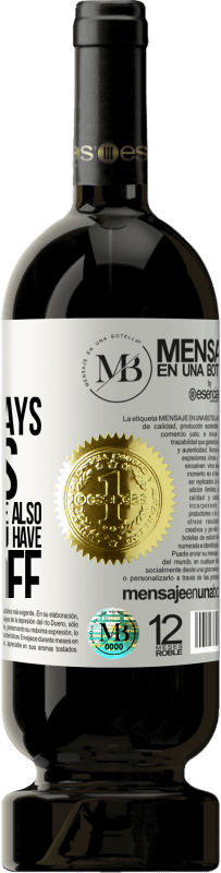 «Life is not always trains to get on, they are also stations where you have to get off» Premium Edition MBS® Reserva