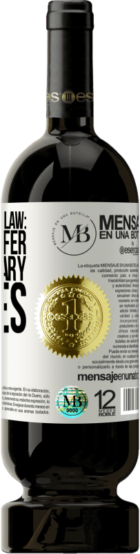«Mental Health Law: Do not suffer for imaginary causes» Premium Edition MBS® Reserva