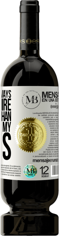 «There was always more desire to get up than the pain of my falls» Premium Edition MBS® Reserva