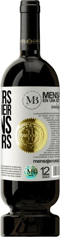 «Customers buy for their reasons, not yours» Premium Edition MBS® Reserva