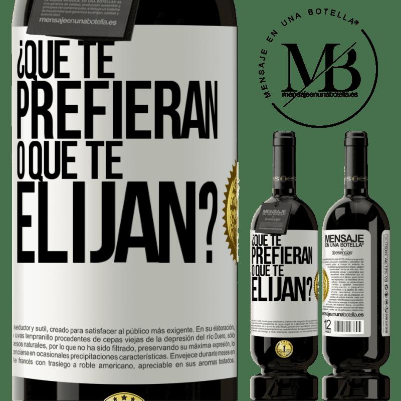 29,95 € Envoi gratuit   Vin rouge Édition Premium MBS® Reserva lequel préférez-vous ou qui vous choisit? Étiquette Blanche. Étiquette personnalisable Reserva 12 Mois Récolte 2013 Tempranillo