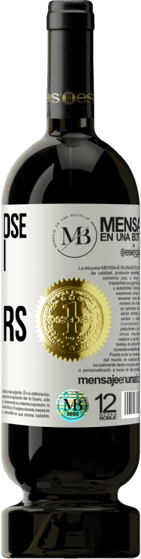 «You will lose the moon counting the stars» Premium Edition MBS® Reserva