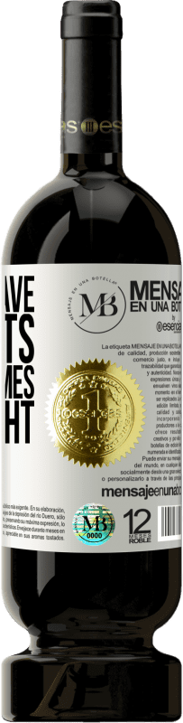 «In bed I have no limits. I fell 2 times last night» Premium Edition MBS® Reserva