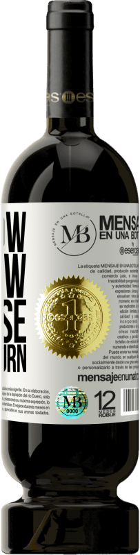 «And now I throw because it's my turn» Premium Edition MBS® Reserva