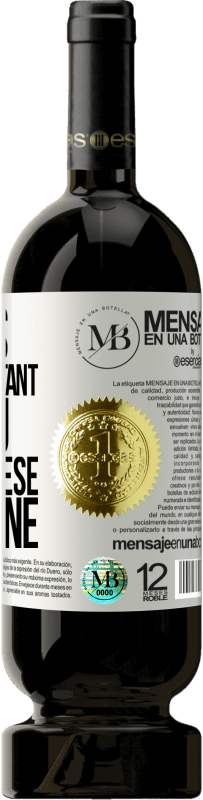 «Age is only important if you are a cheese or a wine» Premium Edition MBS® Reserva
