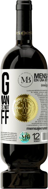 «Being a gentleman is a custom that does not take off» Premium Edition MBS® Reserva