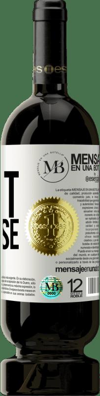 «Don't suppose» Premium Edition MBS® Reserva