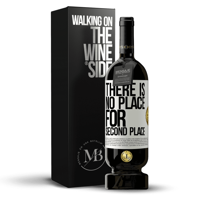 29,95 € Free Shipping | Red Wine Premium Edition MBS® Reserva There is no place for second place White Label. Customizable label Reserva 12 Months Harvest 2013 Tempranillo