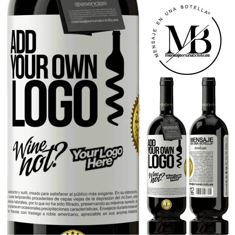 29,95 € Free Shipping | Red Wine Premium Edition MBS® Reserva Add your own logo White Label. Customizable label Reserva 12 Months Harvest 2013 Tempranillo