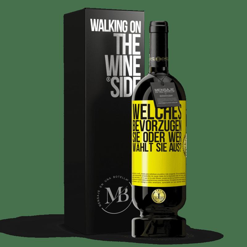 29,95 € Kostenloser Versand   Rotwein Premium Edition MBS® Reserva welches bevorzugen Sie oder wer wählt Sie aus? Gelbes Etikett. Anpassbares Etikett Reserva 12 Monate Ernte 2013 Tempranillo