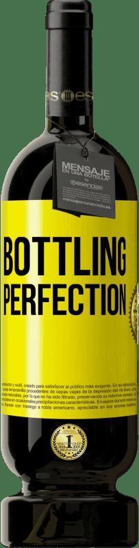 19,95 € | Red Wine Premium Edition RED MBS Bottling perfection Yellow Label. Customized label I.G.P. Vino de la Tierra de Castilla y León Aging in oak barrels 12 Months Harvest 2016 Spain Tempranillo