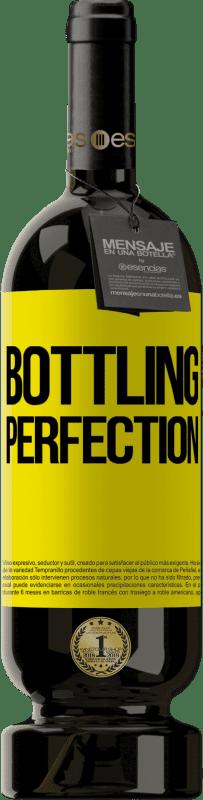 29,95 € Envoi gratuit | Vin rouge Édition Premium MBS® Reserva Bottling perfection Étiquette Jaune. Étiquette personnalisable Reserva 12 Mois Récolte 2013 Tempranillo