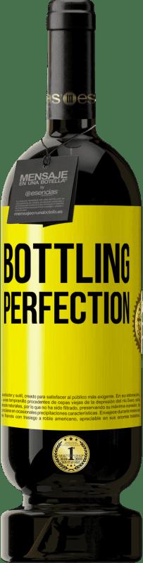 29,95 € Envio grátis | Vinho tinto Edição Premium MBS® Reserva Bottling perfection Etiqueta Amarela. Etiqueta personalizável Reserva 12 Meses Colheita 2013 Tempranillo