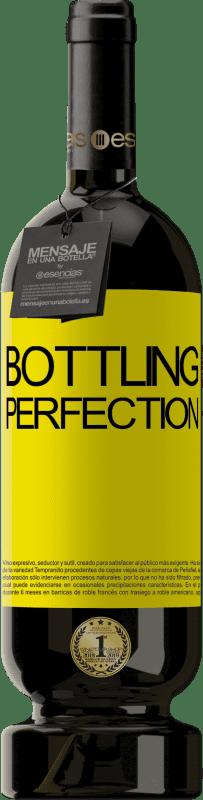 29,95 € 免费送货   红酒 高级版 MBS® Reserva Bottling perfection 黄色标签. 可自定义的标签 Reserva 12 个月 收成 2013 Tempranillo