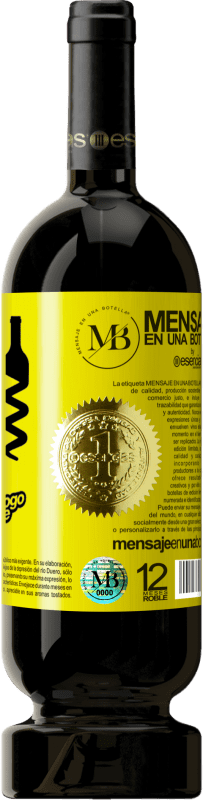 «Añade tu propio logo» Edición Premium MBS® Reserva