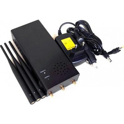 高功率便携式信号阻断器