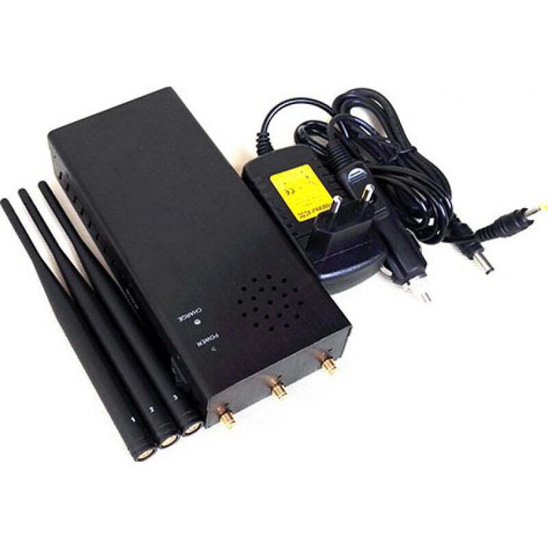 Ferngesteuerte Störsender Mobiler Hochleistungs-Signalblocker 315MHz Portable