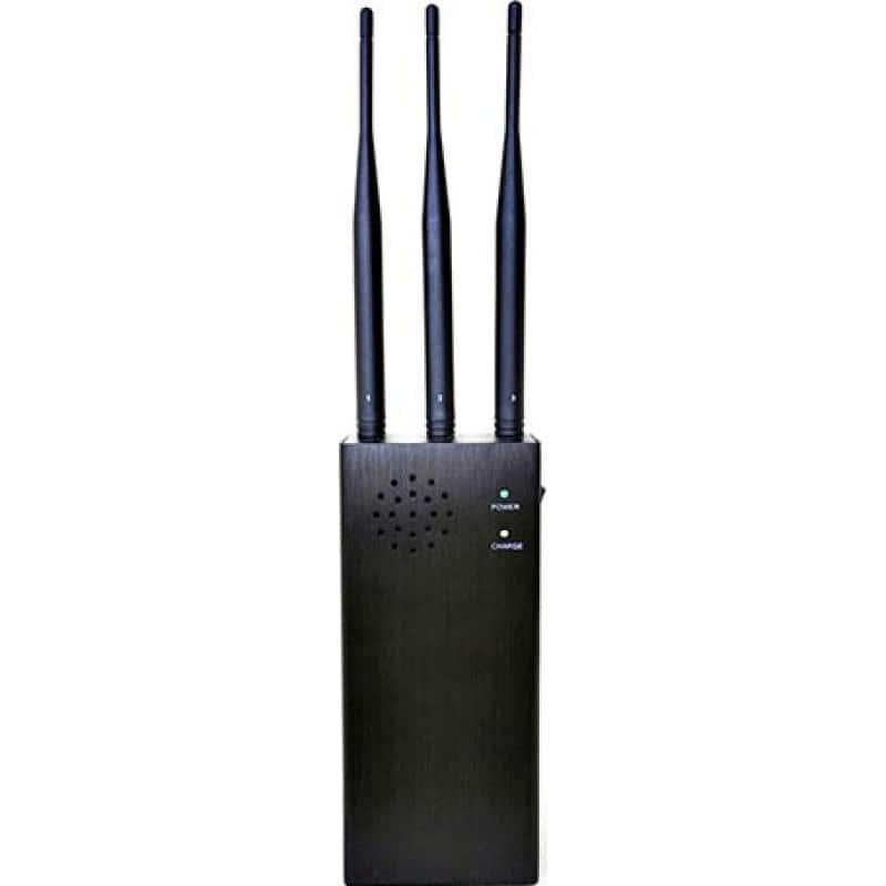 遥控干扰器 高功率便携式信号阻断器 315MHz Portable