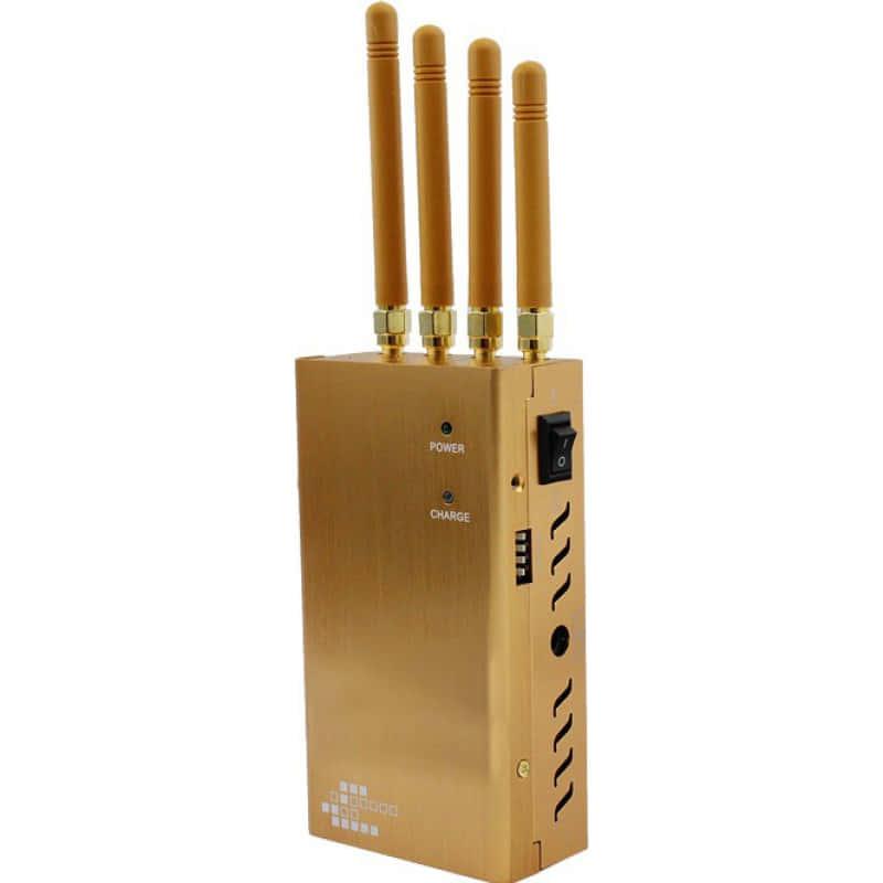 109,95 € Envoi gratuit | Bloqueurs de Téléphones Mobiles Bloqueur de signal portable Handheld