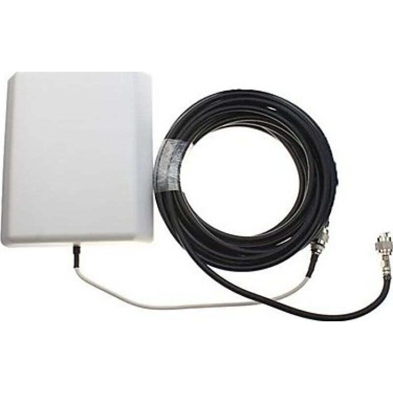 Signalverstärker Handy-Signalverstärker. Verstärker- und Antennen-Kit. LCD Bildschirm 3G