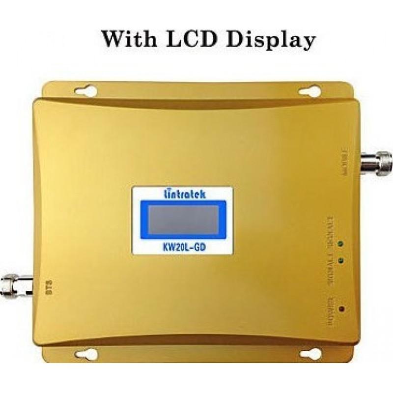 154,95 € Envoi gratuit   Amplificateurs de Signal Amplificateur de signal de téléphone cellulaire bi-bande. Kit amplificateur GSM