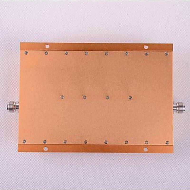 73,95 € Envío gratis | Amplificadores de Señal amplificador de señal de teléfono móvil de alta ganancia de 70dB. Kit repetidor y amplificador GSM 2000m2
