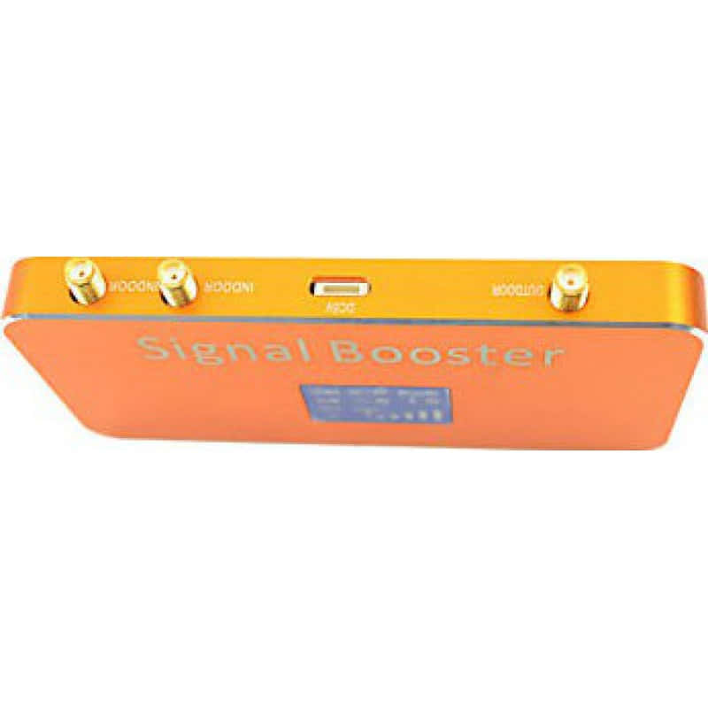 Signal Boosters Mobile phone signal booster. LCD Display 3G 500m2