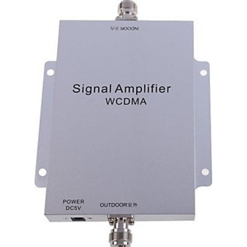Signal Boosters Mobile phone signal booster. Repeater and antenna kit CDMA 500m2