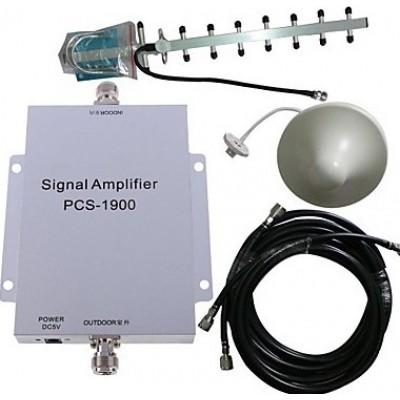 Amplificateur de signal de téléphone cellulaire. Kit antenne amplificateur et répéteur