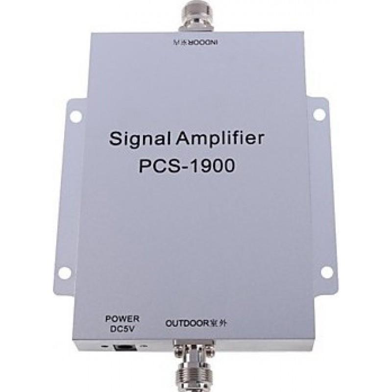 Amplificateurs de Signal Amplificateur de signal de téléphone cellulaire. Kit antenne amplificateur et répéteur PCS 500m2