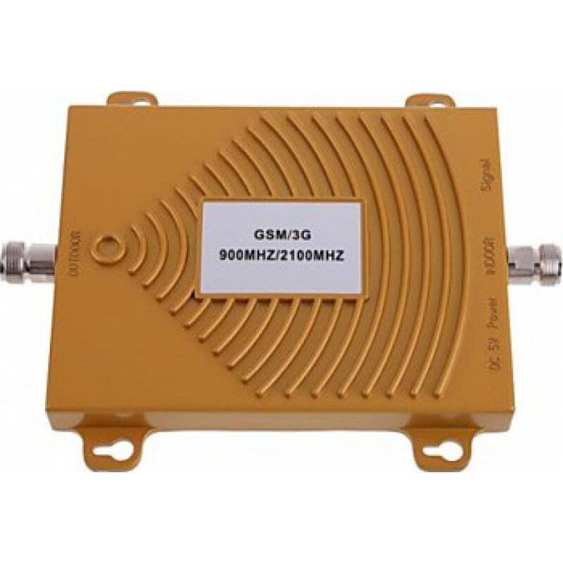 Signalverstärker Dual-Band-Handy-Signalverstärker. Repeater und Antennensatz GSM