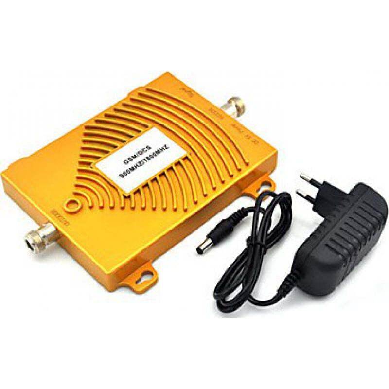 Amplificateurs de Signal Mini amplificateur de signal de téléphone mobile à double bande. Kit amplificateur et antenne GSM
